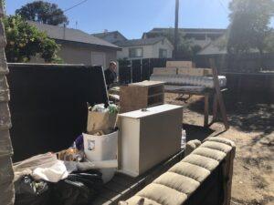 San Luis Obispo Junk Pile