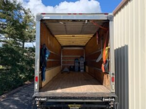 26' Moving Truck San Luis Movers and Junk Removal