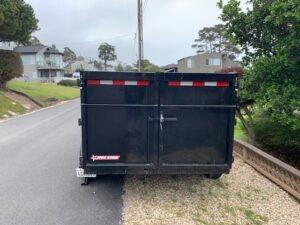 Dumpster Rental Alternative