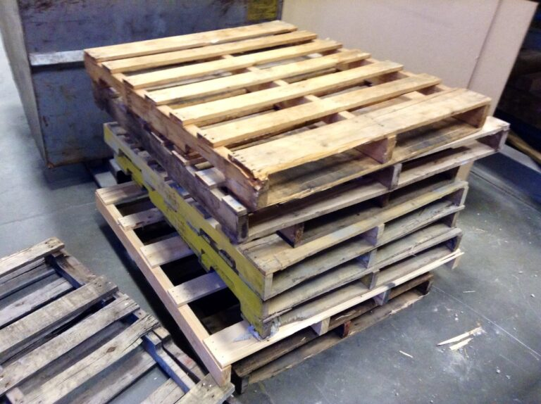 Pallet Removal SLO County