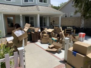 Moving Box Removal Arroyo Grande CA