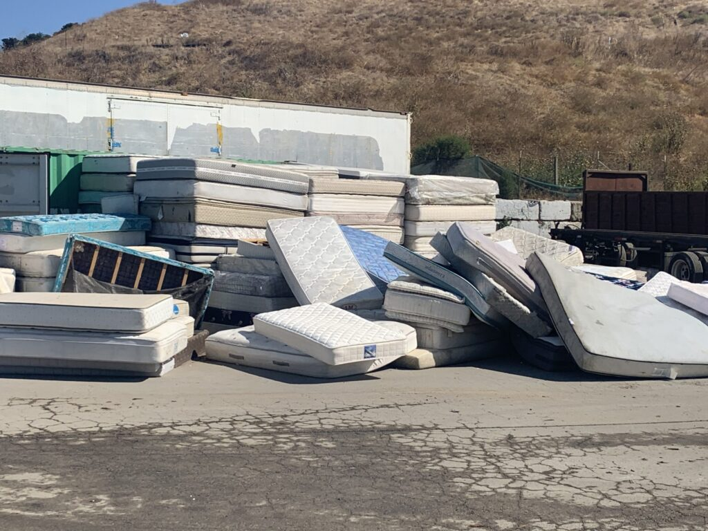 Mattress Removal and Hauling Service