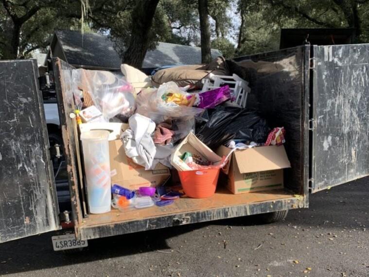 Atascadero Dump Trailer Hauling